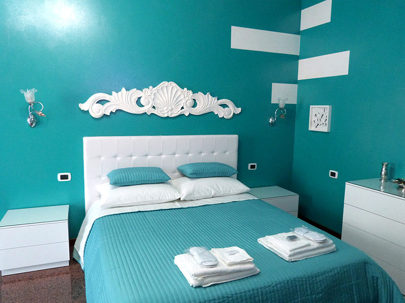 Turquoise Suite Superior Double Room Of B Amp B